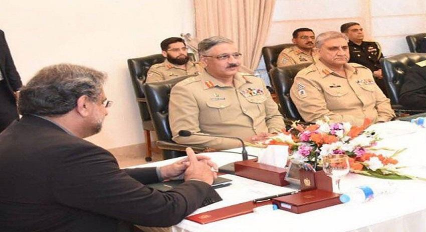 Photo of قومی سلامتی کمیٹی کا اجلاس، کشمیر کی صورتحال پہ تفصیلی غور