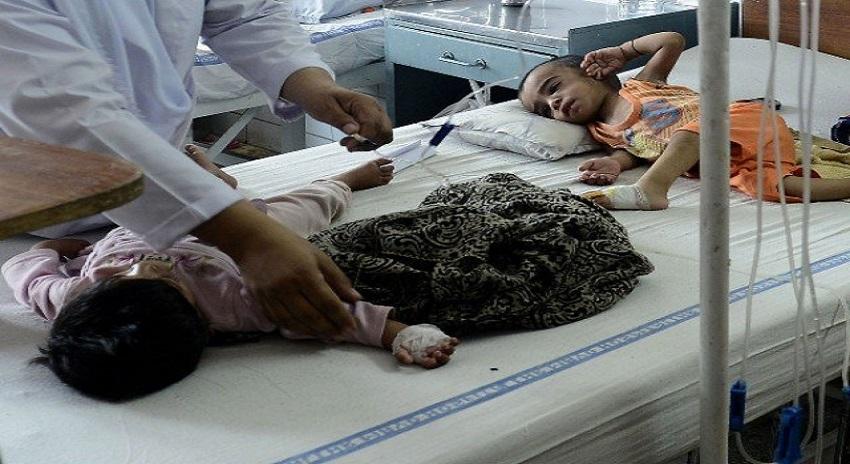 Photo of خوفناک وبائی مرض بے قابو، بہن بھائیوں سمیت چار بچے لقمہ اجل، انتظامیہ چین چین لکھنے میں مصروف