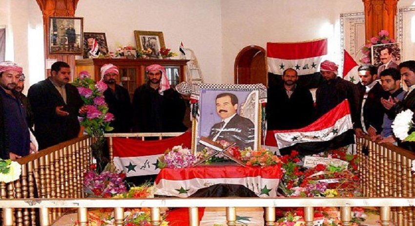 Photo of صدام حسین کا مقبرہ مسمار، لاش قبر سے غائب، ایسا کس نے کیا، جان کر آپ کو یقین نہ آئے