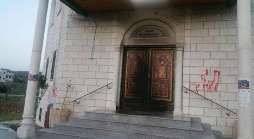 Photo of یہودیوں نے نابلس کی مسجد کو نذر آتش کردیا