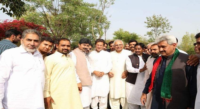 Photo of پنجاب اسمبلی کے مزید تین ارکان تحریک انصاف میں شامل