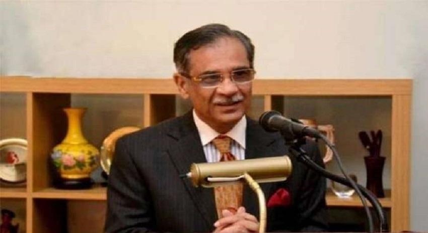 Photo of میر شکیل الرحمن بیمار ہیں تو سٹریچر پہ پیش کریں، سپریم کورٹ نے حکم سنا دیا