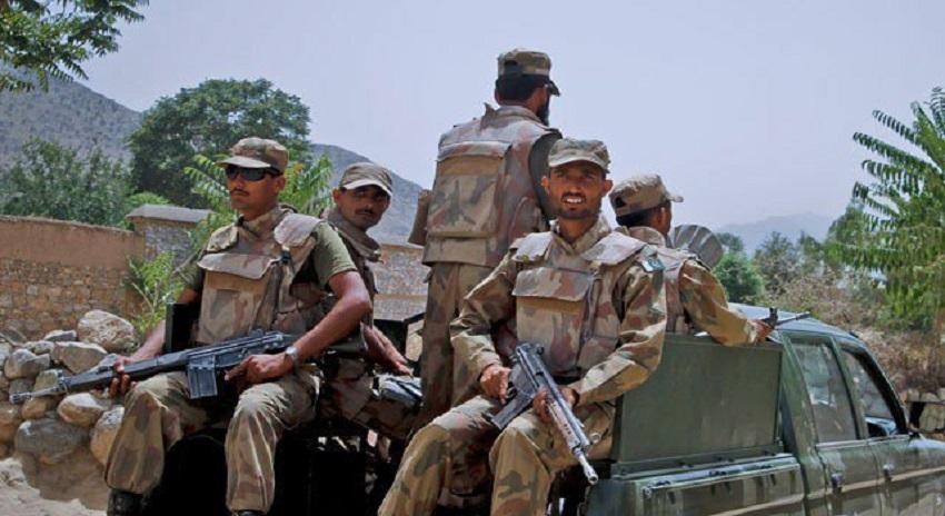 Photo of بلوچستان کے مختلف علاقوں میں آپریشن، 6 دہشتگرد گرفتار