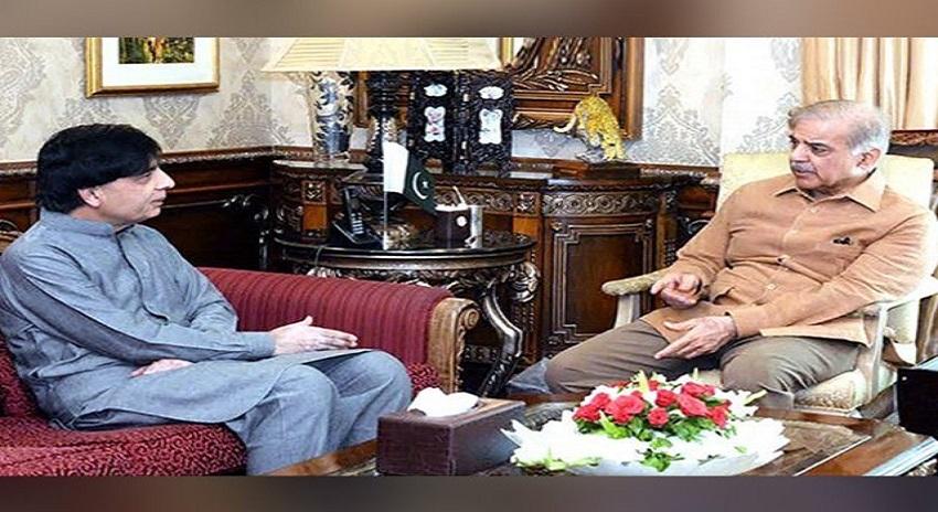 Photo of گلے شکوؤں میں شہبازشریف چوہدری نثار کی ملاقات