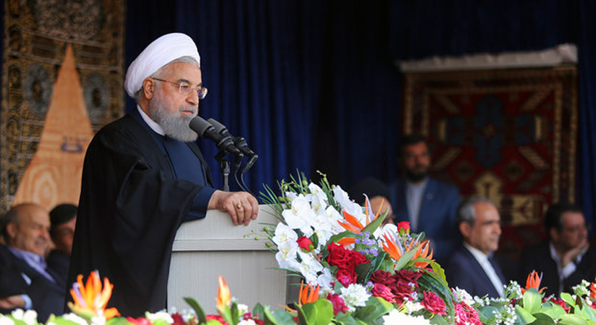 Photo of ایران کی پیشرفت کو روکنے میں امریکہ اور اس کے اتحادیوں کی تمام کوششیں ناکام ہوگئی ہیں، حسن روحانی