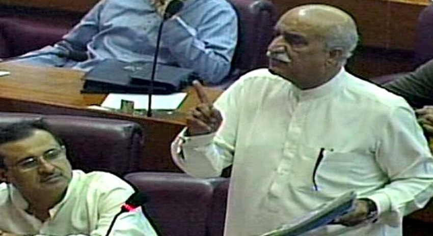 Photo of مفتاح اسماعیل کو وفاقی وزیر بناکر ووٹ کی عزت کو برباد کیا گیا، خورشید شاہ کا قومی اسمبلی میں دھواں دھار خطاب