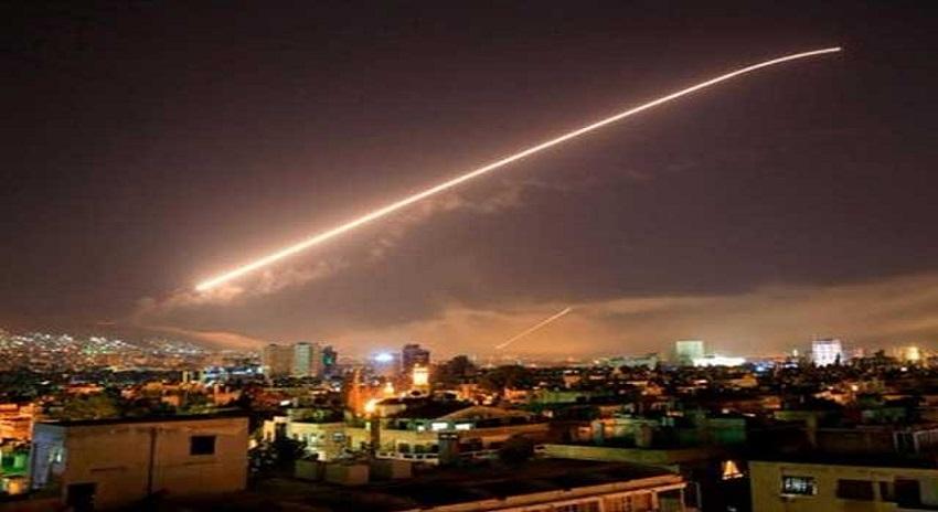 Photo of امریکہ، فرانس اور برطانیہ نے تمام عالمی قوانین کو پاوں تلے روندتے ہوئے شام پر حملہ کردیا