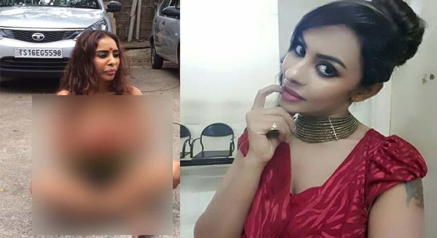Photo of جنسی تعلقات کا مطالبہ: برہنہ احتجاج کرنے والی اداکارہ گرفتار
