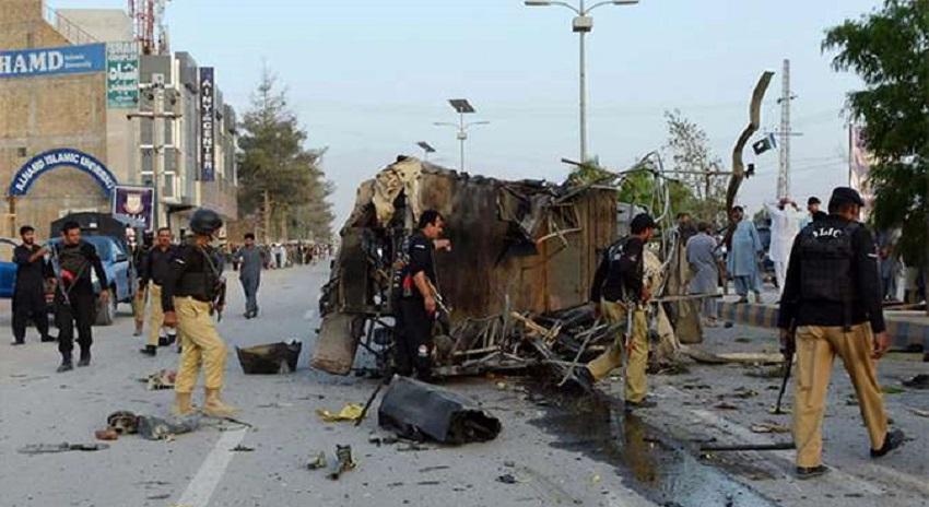 Photo of کوئٹہ خودکش دھماکوں میں الگ الگ تنظیمیں شامل ہیں، ابتدائی تحقیقات