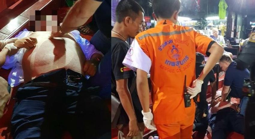 Photo of تھائی لینڈ میں 61 سالہ غیر ملکی سیاح نے نوجوان لڑکی کو ایسا شرمناک کام کرتے دیکھ لیا کہ موقع پر ہی دل کا دورہ پڑگیا، جان سے گیا