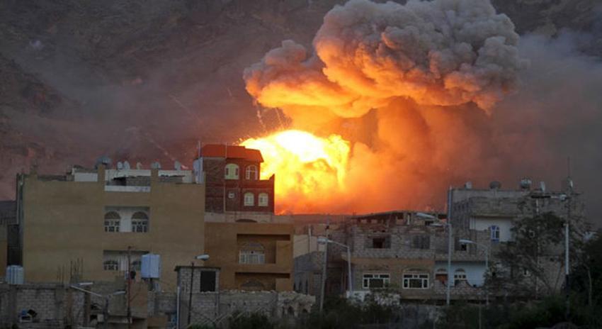 Photo of سعودی عرب کا یمن پر ایک اور وحشیانہ حملہ / 18 افراد شہید