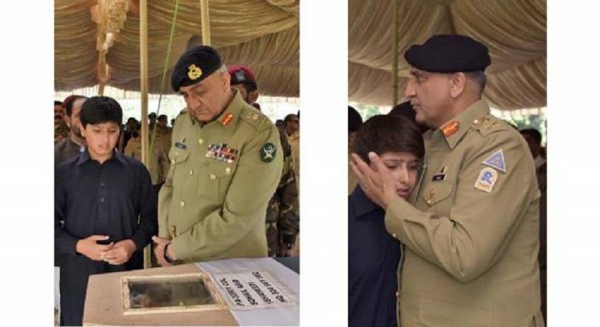 Photo of جب میرا کوئی جوان شہید ہوتا تو ۔۔۔'کرنل سہیل عابد کی شہادت پر آرمی چیف نے پیغام جاری کر دیا