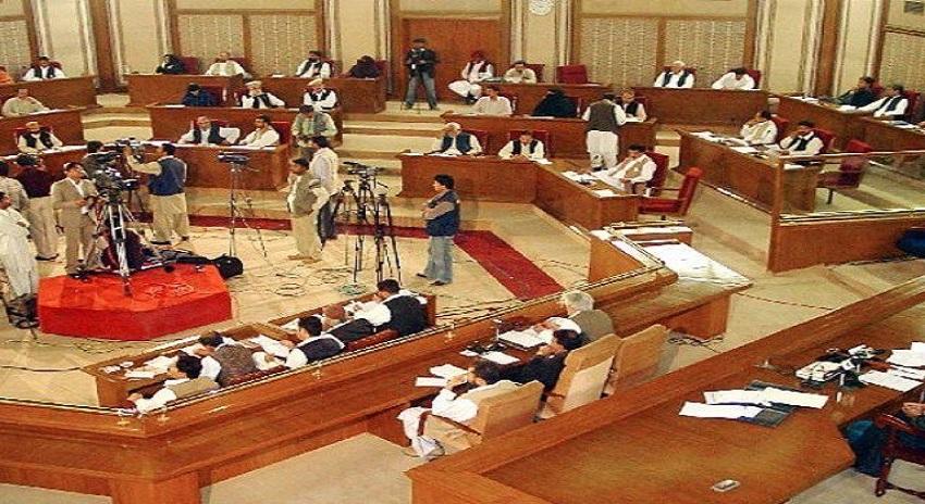 Photo of بلوچستان اسمبلی میں انتخابات ملتوی کرانے کی قرارداد منظور