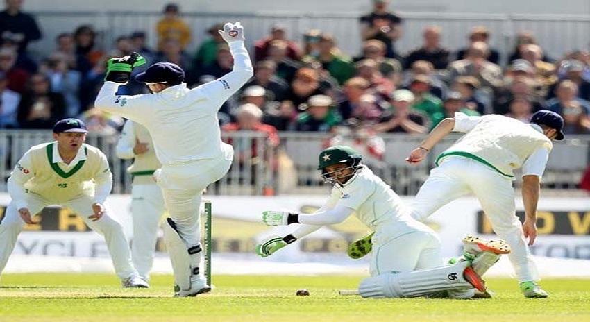 Photo of ڈبلن میں پاکستانی بیٹنگ مشکل کا شکار، آئرلینڈ نے چھکے چھڑا دیئے