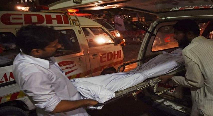 Photo of کراچی، گرمی سے 60 افراد جاں بحق