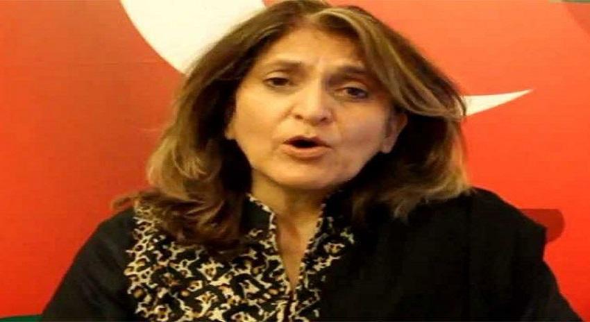 Photo of تحریک انصاف کی سینئر رہنما فوزیہ قصوری نے پارٹی سے استعفیٰ دیدیا
