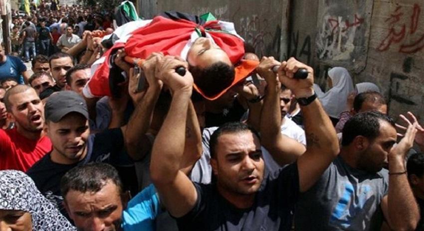 Photo of صہیونی بربریت کا شکار شہید فلسطینیوں کی تدفین، اہل فلسطین غمزدہ، گریہ کناں