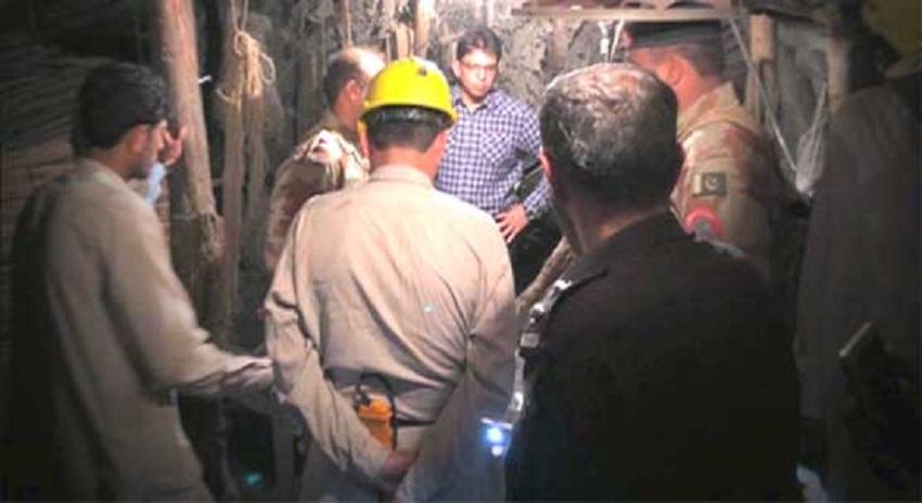 Photo of کوئٹہ، کان حادثے میں جاں بحق ہونیوالے مزدوروں کی تعداد کتنی ہوگئی، جان کر آپ غمزدہ ہوجائیں