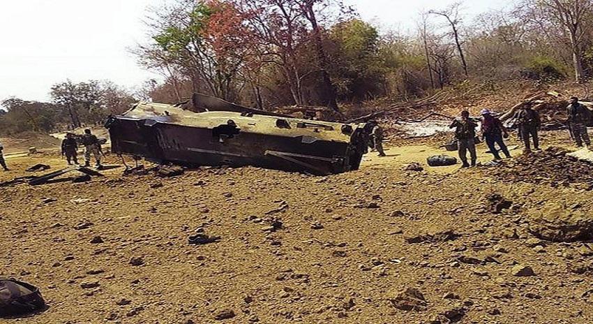 Photo of بھارت، بارودی سرنگ دھماکے میں 5 سکیورٹی اہلکار ہلاک