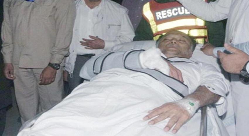 Photo of گورنر اور وزیراعلٰی خیبر پختونخوا سمیت سیاسی رہنماؤں کی احسن اقبال پر حملے کی مذمت