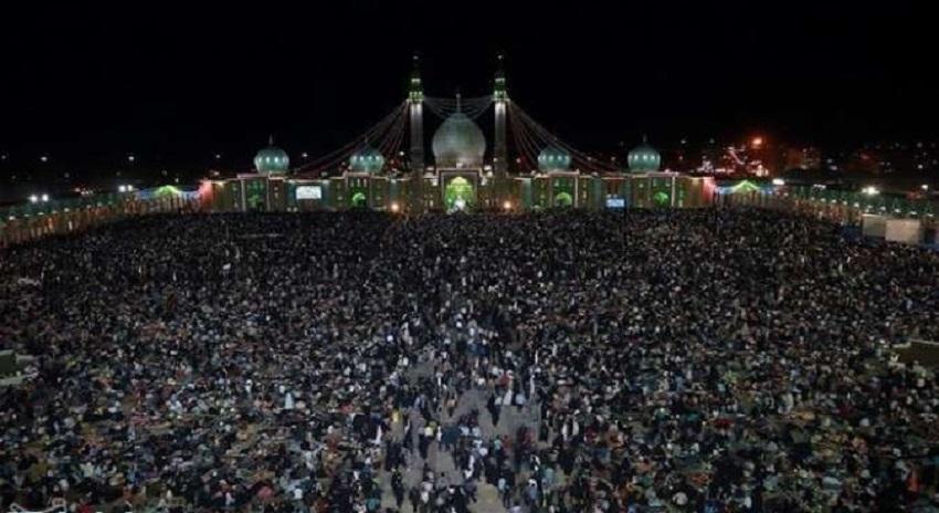 Photo of دنیا میں شب برات کا سب سے بڑا اجتماع جاری، امام مہدی ع کے منتظرین اس مبارک شب میں کیا کرتے ہیں، جان کر آپ ۔۔۔۔۔۔۔