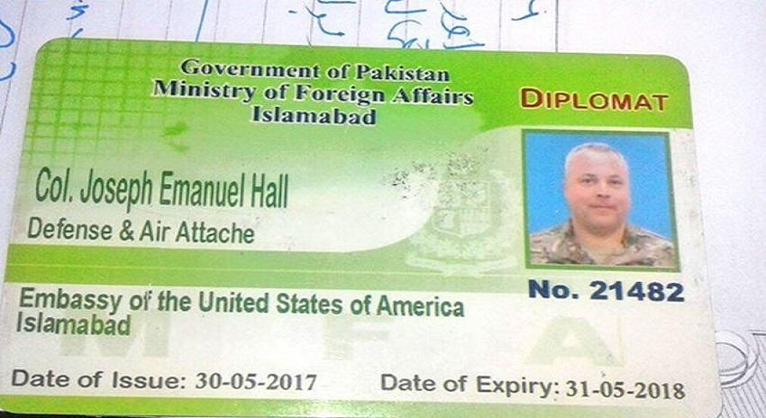 Photo of امریکی خواہش ملکی قوانین پہ مقدم، قاتل کرنل جوزف نور خان ائیربیس سے امریکہ روانہ