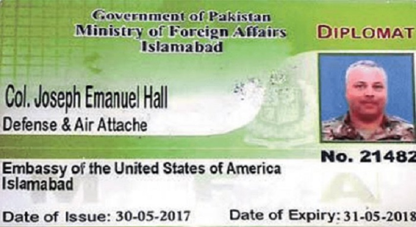Photo of دباؤ مسترد، کرنل جوزف کا فیصلہ عدالت کریگی، پاکستان کا امریکہ کو کورا جواب
