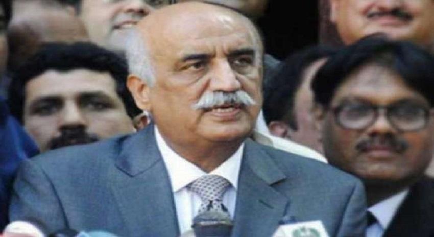 Photo of نگران وزیراعظم کا نام اس لیے نہیں دے رہا کہ ۔۔۔۔ خورشید شاہ نے ایسی وجہ بتا دی کہ میڈیا اور حکومت دونوں پریشان