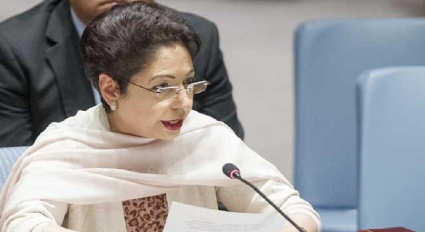 Photo of سلامتی کونسل نے اسرائیلی بربریت کیخلاف کوئی بیان جاری نہیں کیا، اقوام متحدہ میں پاکستان نے سلامتی کونسل کو پوائنٹ آوٹ کردیا