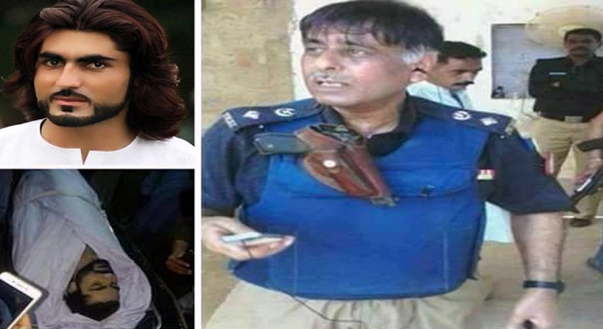 Photo of نقیب اللہ محسود قتل کیس، 12 مفرور ملزمان کے ناقابلِ ضمانت وارنٹ گرفتاری جاری
