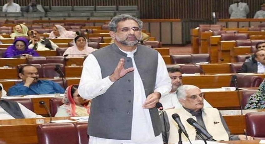 Photo of سب جماعتوں کا اتفاق ہے کہ پاکستان الیکشن میں تاخیر کا متحمل نہیں ہو سکتا، شاہد خاقان عباسی