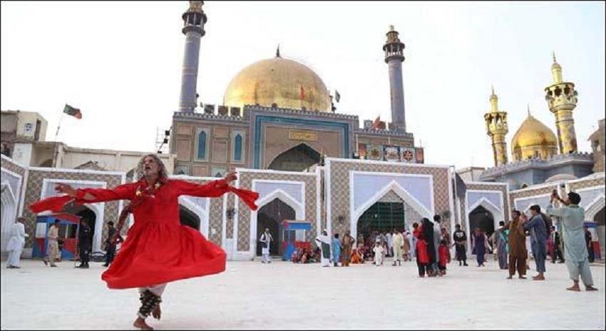 Photo of حضرت لعل شہباز قلندر مروندی