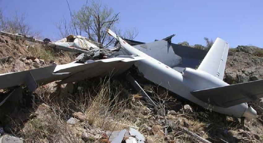 Photo of سرگودھا میں ایک اور تربیتی طیارہ گر کر تباہ