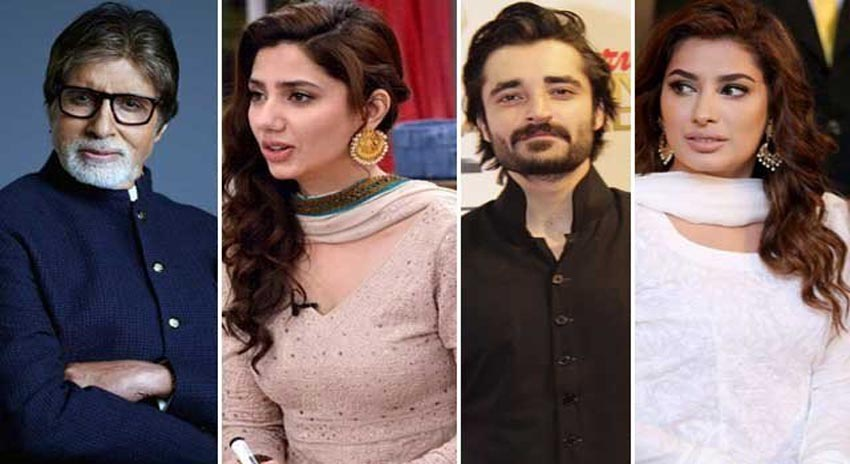 Photo of پاکستانی و بھارتی فنکاروں کی مسلمانوں کو ماہ رمضان کی مبارکباد