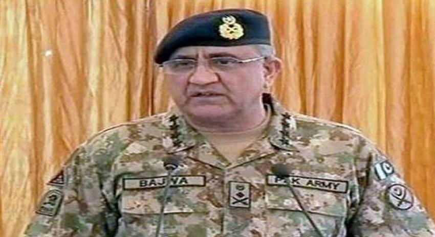Photo of آرمی چیف جنرل قمر جاوید باجوہ کا کورہیڈ کوارٹرز کراچی کا دورہ