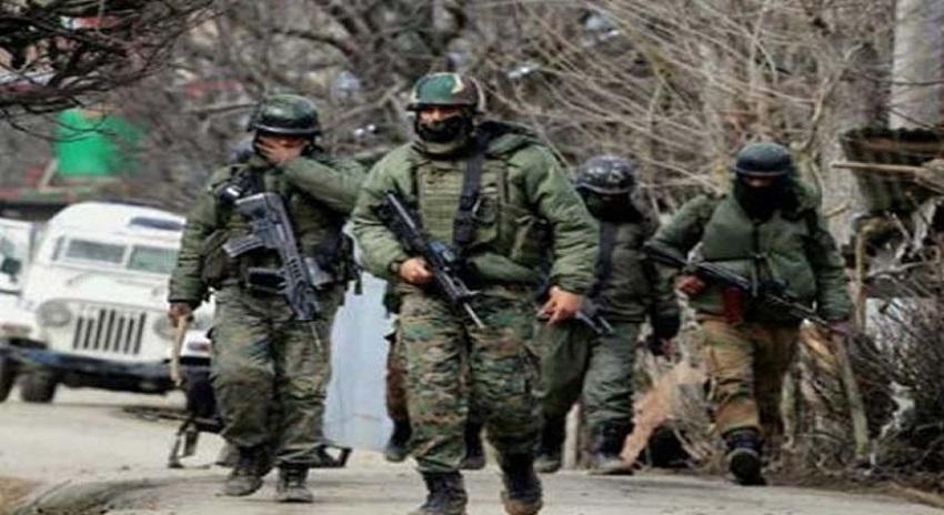Photo of مقبوضہ کشمیر میں بھارتی فورسز کی کارروائی، 3 نوجوان شہید