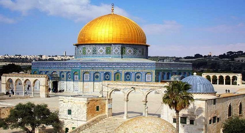 Photo of مسجد اقصیٰ کا قدیم کتب خانہ