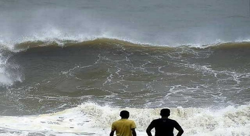 Photo of بحیرہ عرب میں 24 گھنٹوں میں طوفان کا خطرہ
