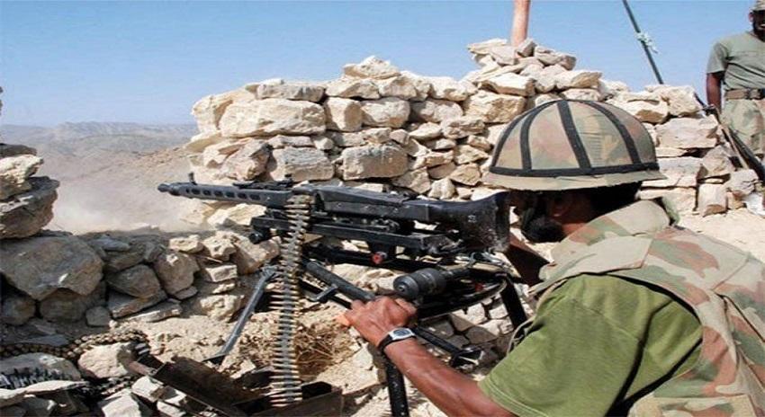 Photo of پاک افغان سرحد پر دہشت گردوں کا حملہ ناکام، 5 دہشت گرد مارے گئے