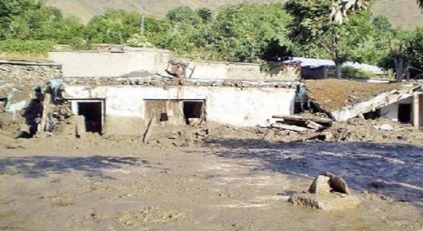 Photo of وادی کیلاش میں موسلادھار بارش اور سیلاب، کئی گھروں اور فصلوں کو نقصان