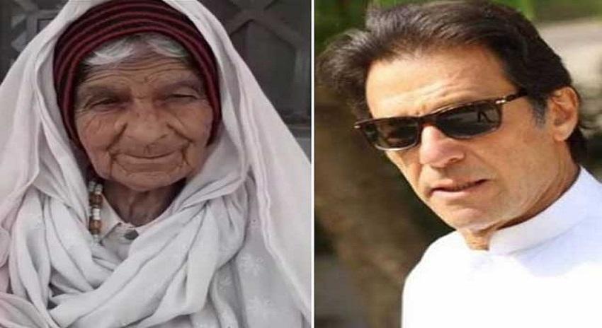 Photo of عام انتخابات میں کپتان کا مقابلہ 100 سالہ خاتون سے ہوگا