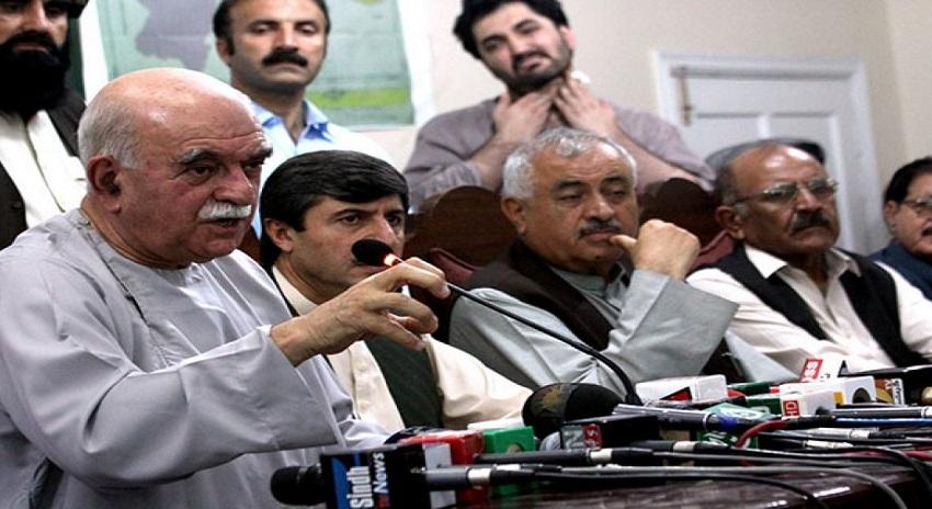 Photo of الیکشن کمیشن کیخلاف بھرپور احتجاج کرینگے، محمود خان اچکزئی