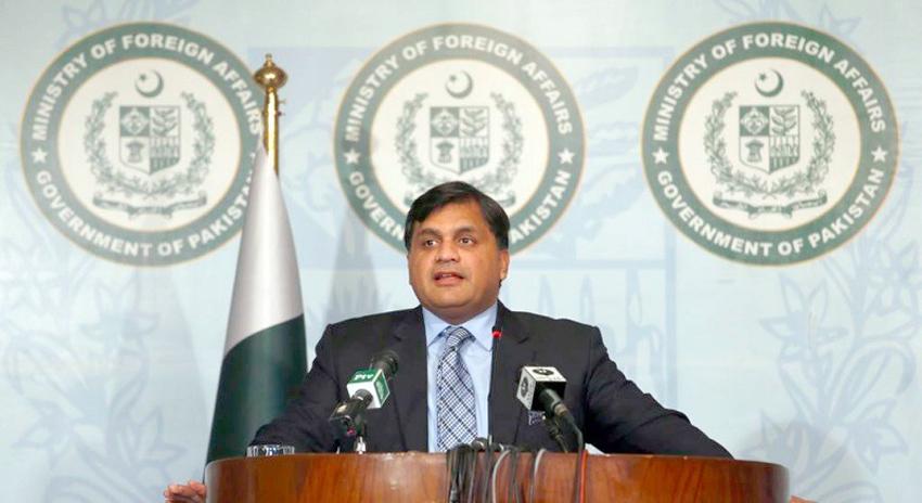 Photo of پاکستان اچھے اور برے طالبان میں کوئی فرق نہیں رکھتا: ترجمان دفتر خارجہ