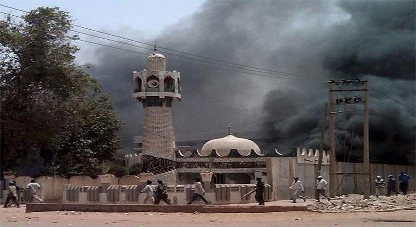 Photo of مسجد میں خواتین کے تین خودکش حملے، 43 افراد جاں بحق، درجنوں زخمی، ایسا سانحہ کہ آپ بھی خون ۔۔۔