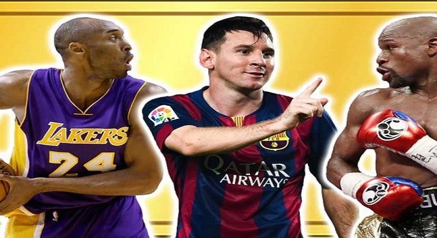 Photo of سب سے زیادہ دولت کمانے والے کھلاڑیوں کی فہرست جاری