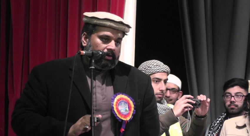 Photo of انتخابات میں اصل مقابلہ فوج کے مخالفوں اور حامیوں میں ہوگا، صاحبزادہ حامد رضا
