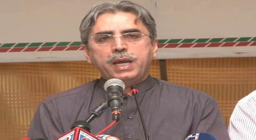Photo of فاروق ستار کے بغیر بھی پارٹی اچھی چل رہی ہے، عامر خان