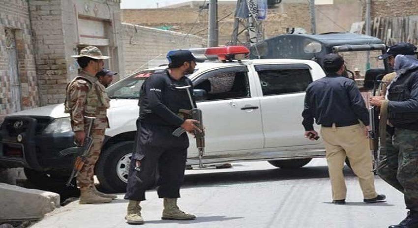 Photo of کوئٹہ میں سیکیورٹی فورسز کی گاڑی پر فائرنگ سے 3 اہلکار شہید