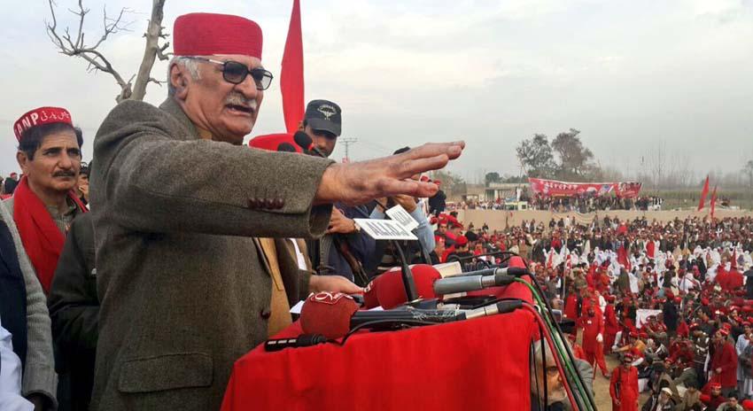 Photo of تحریک انصاف کے بعد عوامی نیشنل پارٹی نے بھی اپنے امیدواروں کا اعلان کردیا