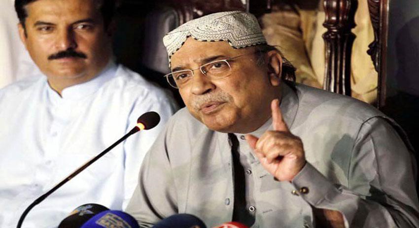 Photo of انتخابات میں مخالفین کو عبرت ناک شکست دیں گے، آصف علی زرداری